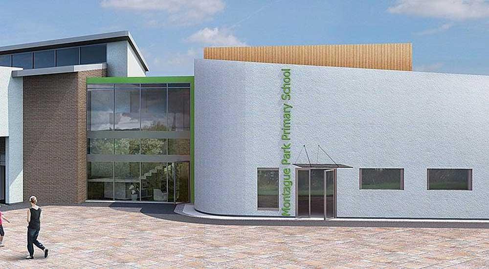 Montague Park Infant & Primary School, Wokingham