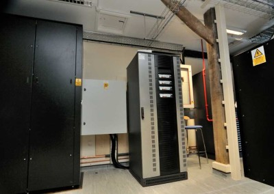 Berrywood NHS Ambulance Data Centre